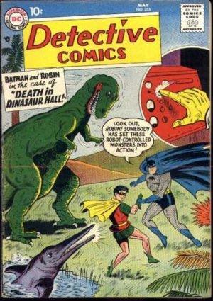 Batman - Detective Comics # 255