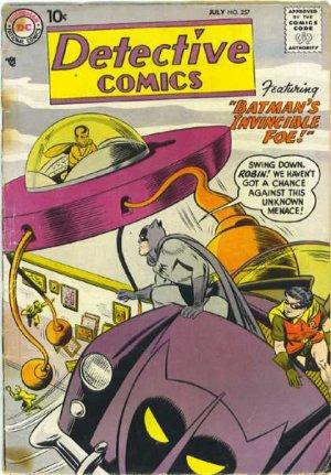 Batman - Detective Comics # 257