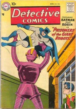 Batman - Detective Comics # 258