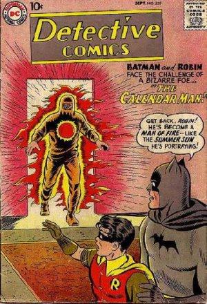Batman - Detective Comics # 259