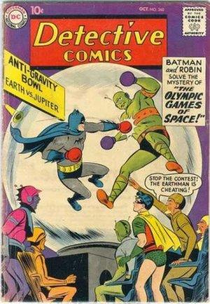 Batman - Detective Comics # 260