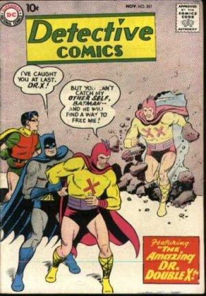 Batman - Detective Comics # 261