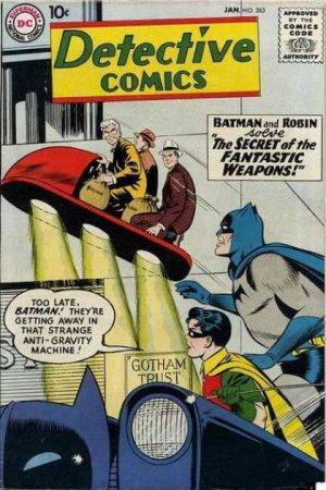 Batman - Detective Comics # 263