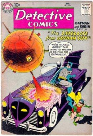 Batman - Detective Comics # 266