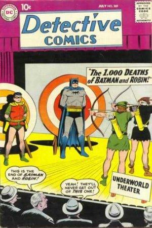 Batman - Detective Comics # 269