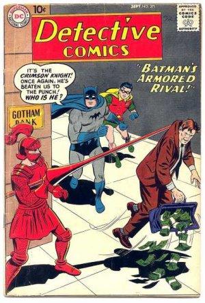 Batman - Detective Comics # 271