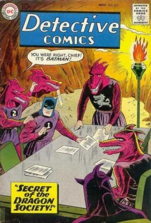 Batman - Detective Comics # 273