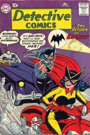 Batman - Detective Comics # 276