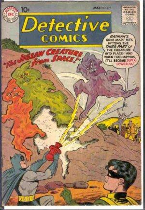 Batman - Detective Comics # 277