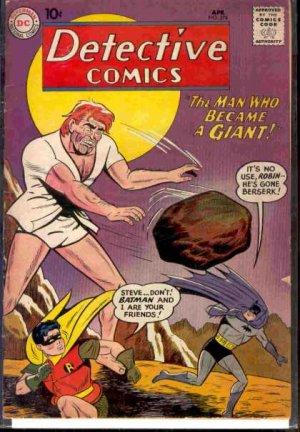 Batman - Detective Comics # 278