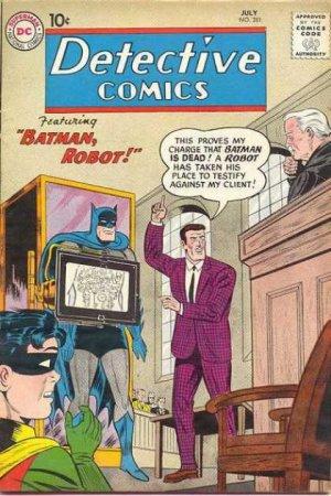 Batman - Detective Comics # 281