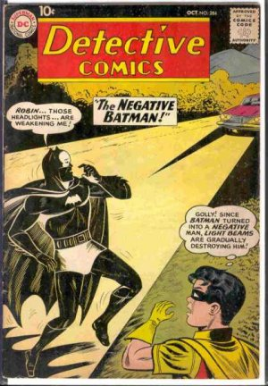 Batman - Detective Comics # 284