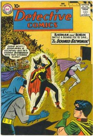 Batman - Detective Comics # 286