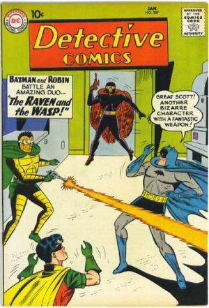 Batman - Detective Comics # 287