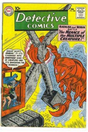 Batman - Detective Comics # 288