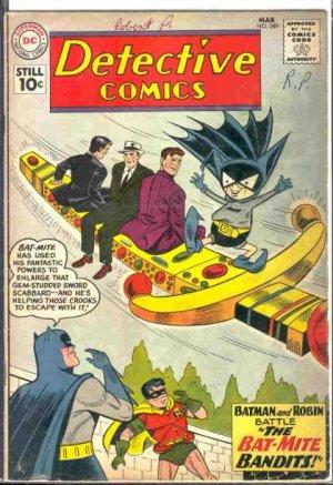 Batman - Detective Comics # 289
