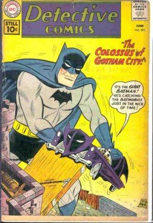 Batman - Detective Comics # 292