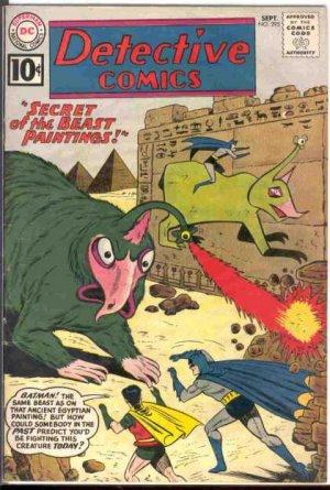 Batman - Detective Comics # 295