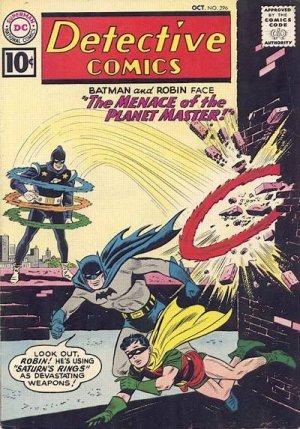 Batman - Detective Comics # 296