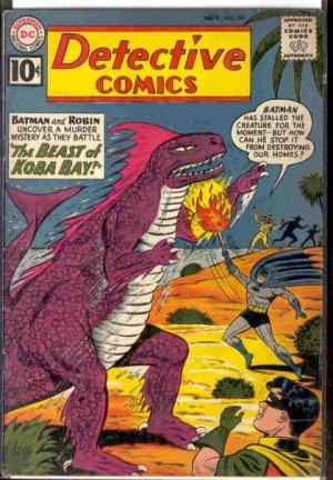 Batman - Detective Comics # 297