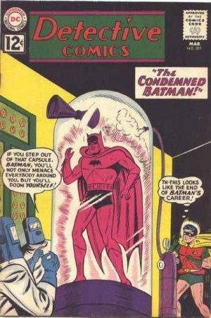 Batman - Detective Comics # 301