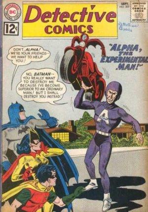 Batman - Detective Comics # 307