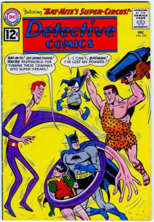 Batman - Detective Comics # 310