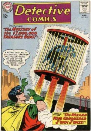 Batman - Detective Comics # 313