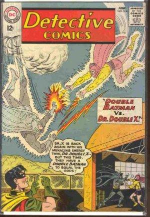 Batman - Detective Comics # 316