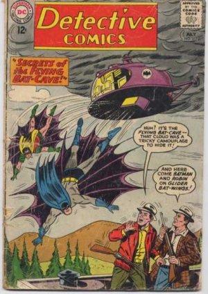 Batman - Detective Comics # 317