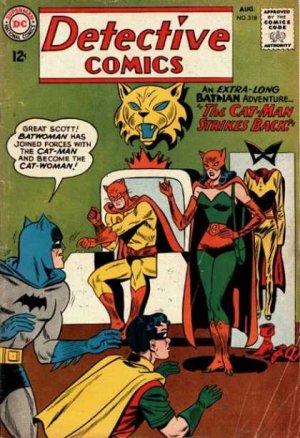 Batman - Detective Comics # 318