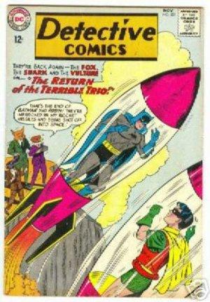 Batman - Detective Comics # 321