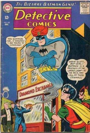 Batman - Detective Comics # 322