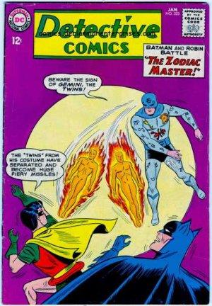 Batman - Detective Comics # 323