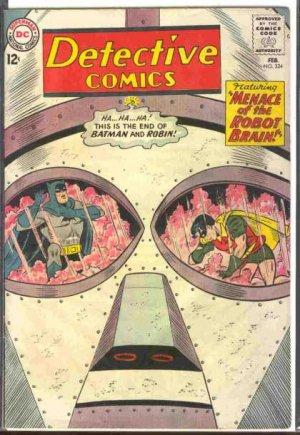 Batman - Detective Comics # 324