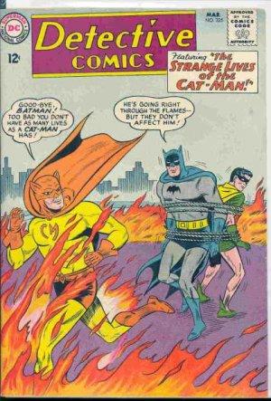 Batman - Detective Comics # 325