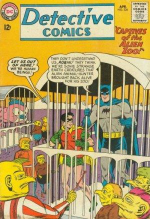 Batman - Detective Comics # 326