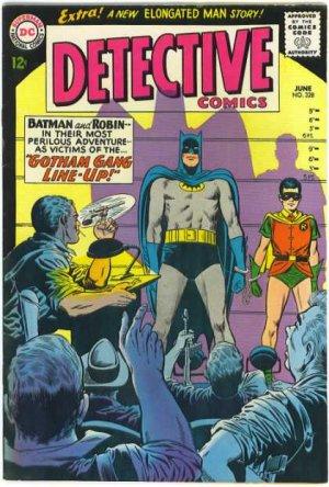 Batman - Detective Comics # 328
