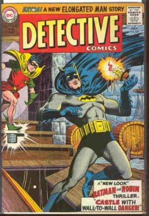 Batman - Detective Comics # 329