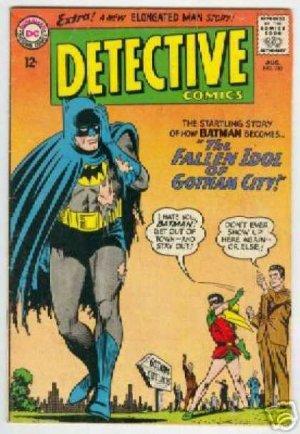 Batman - Detective Comics # 330