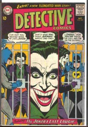 Batman - Detective Comics # 332
