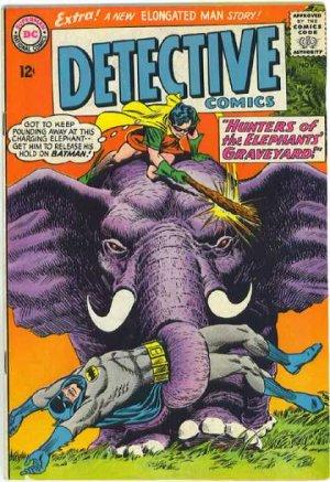 Batman - Detective Comics # 333