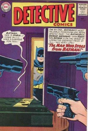 Batman - Detective Comics # 334