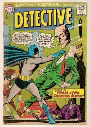 Batman - Detective Comics # 335