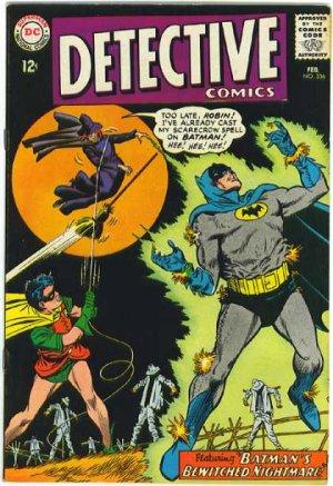 Batman - Detective Comics # 336