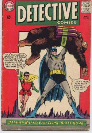 Batman - Detective Comics # 339
