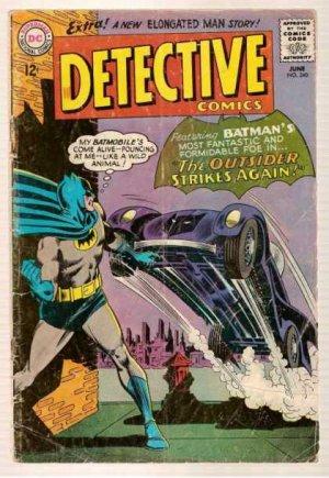 Batman - Detective Comics # 340