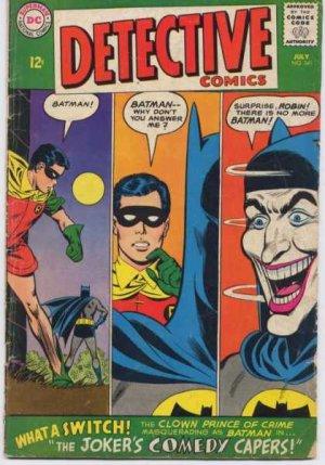 Batman - Detective Comics # 341 Issues V1 (1937 - 2011)