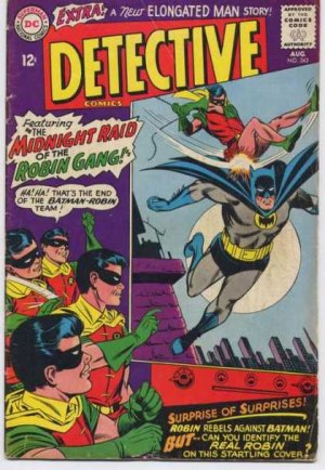 Batman - Detective Comics # 342