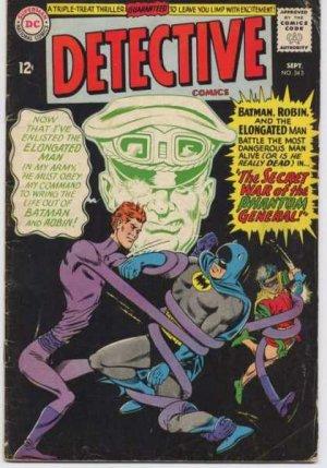 Batman - Detective Comics # 343